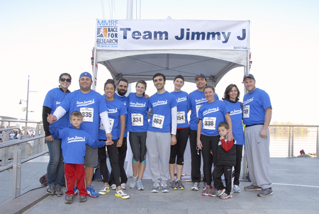 Team Jimmy J: Ready And Rearing To Go! T-Shirt Photo