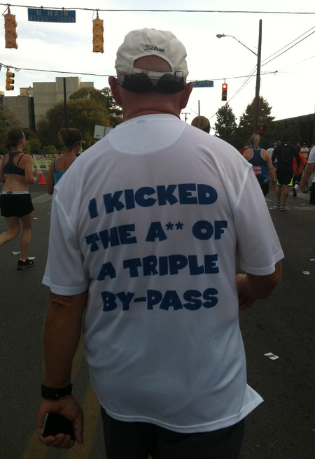 San Antonio Rock N Roll Half Marathon T-Shirt Photo