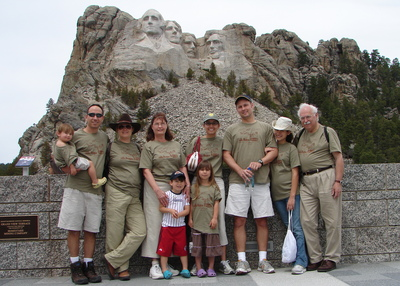 Rushmore 2007 T-Shirt Photo