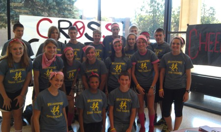Williamsport Xc T-Shirt Photo