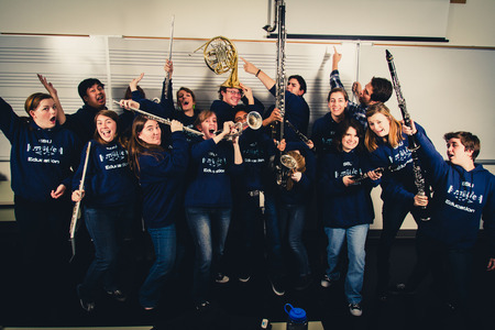 Future Music Educators Of California! T-Shirt Photo
