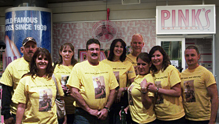 Hot Dog Look Who's 60! T-Shirt Photo
