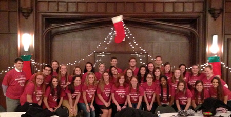 Cua Relay For Life T-Shirt Photo
