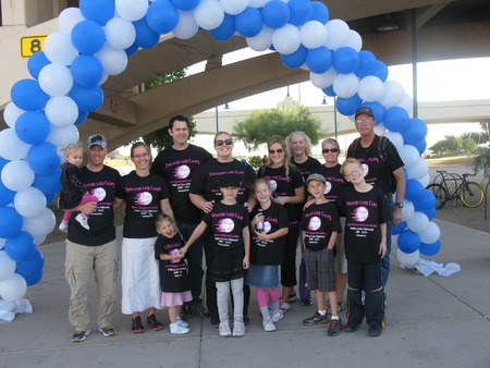 Jdrf Walk To Cure Type 1 Diabetes 2012 T-Shirt Photo