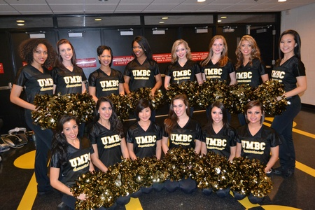 Umbc Dance Team Jerseys T-Shirt Photo