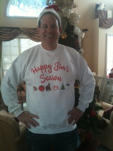Happy Jim's Season T-Shirt Photo