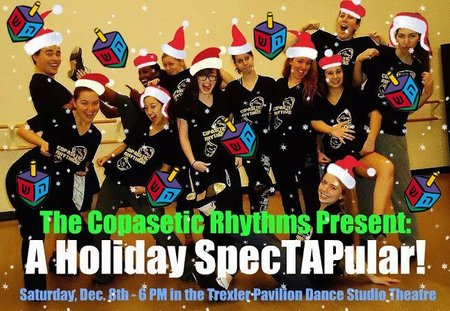 Tappy Holidays! T-Shirt Photo