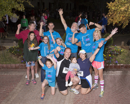 Team Stacks @ Camellia Crossing 2012 T-Shirt Photo