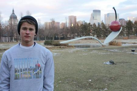 Minneapolis Cherry Spoon T-Shirt Photo