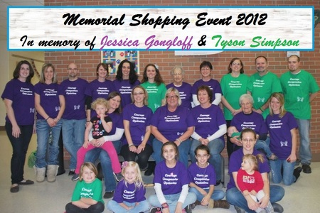Coming Together To Commorate Friends And Encourage Growth! T-Shirt Photo