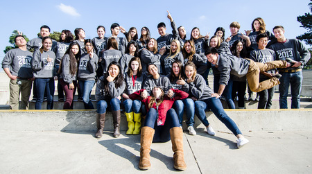 Yearbook Family T-Shirt Photo