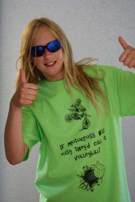 Crazy Mx Kid! T-Shirt Photo