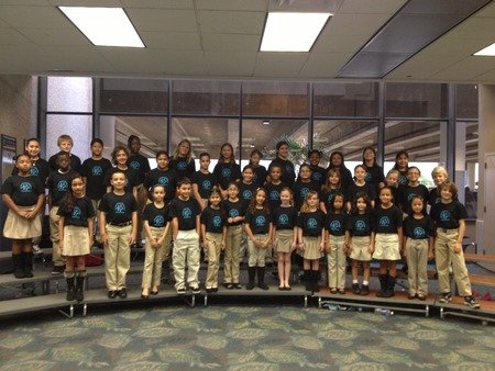 Stephen Foster Elementary Musical Steamers T-Shirt Photo