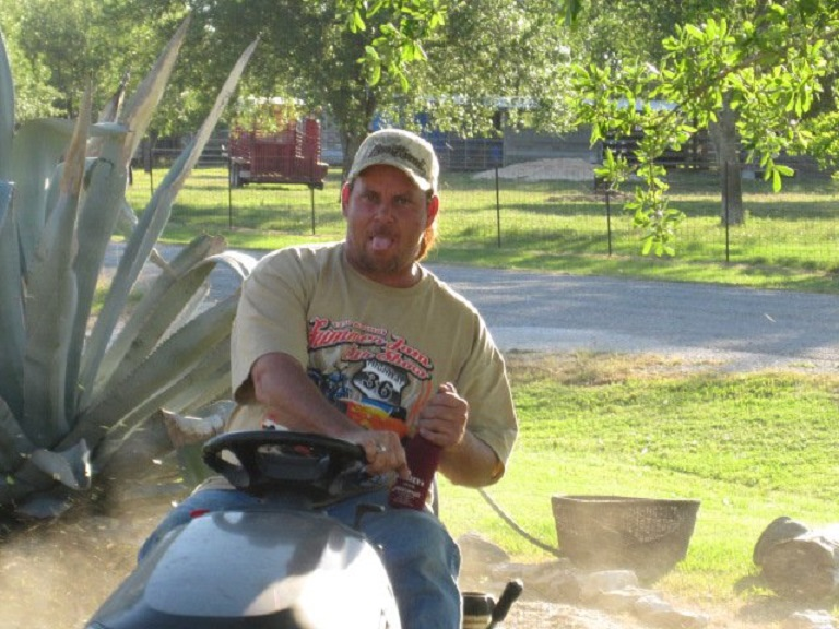 custom t-shirts for redneck lawn mowing