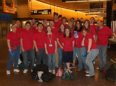 N.O.S.T. (New Orleans Service Trip) 2007 T-Shirt Photo