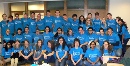 Shipman Society At The University Of Michigan! T-Shirt Photo