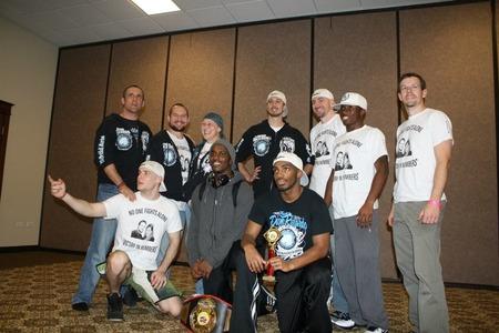 Victory Martial Arts T-Shirt Photo