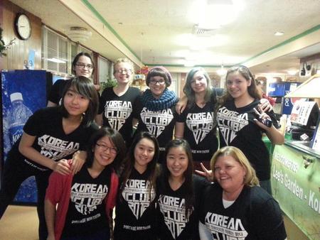 Korean Club T Shirts! T-Shirt Photo