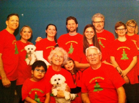Together In 2012 T-Shirt Photo