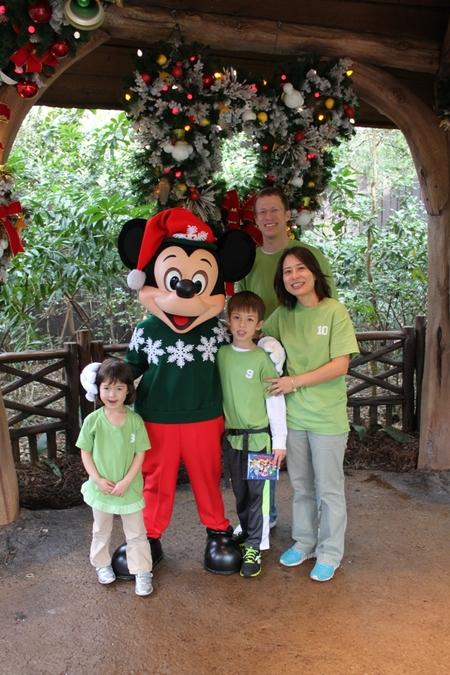 Family Vacation Uniform T-Shirt Photo