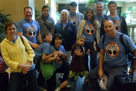 50th Anniversary Family Cruise T-Shirt Photo