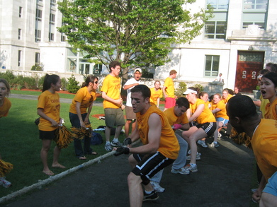 Harvard Medical Society Olympics T-Shirt Photo