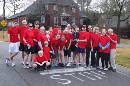 Jackson Jingle Jog T-Shirt Photo