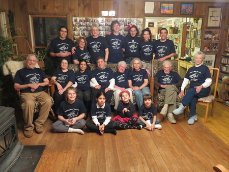 25th Anniversary Chinese Banquet T-Shirt Photo