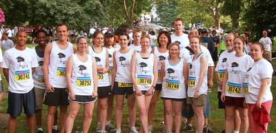 Corporate Challenge Race T-Shirt Photo