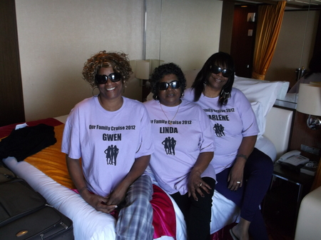 Our Sister Cruise T-Shirt Photo
