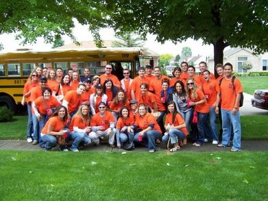 First Annual Tigers Bar Crawl 07 T-Shirt Photo