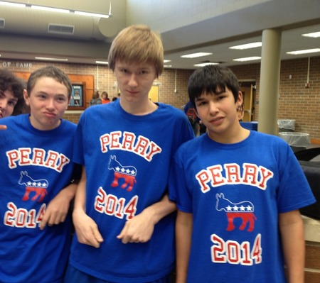 The Perry 3 T-Shirt Photo