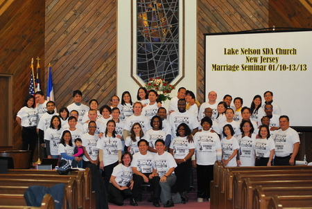 Lnc M Marriage Seminar T-Shirt Photo