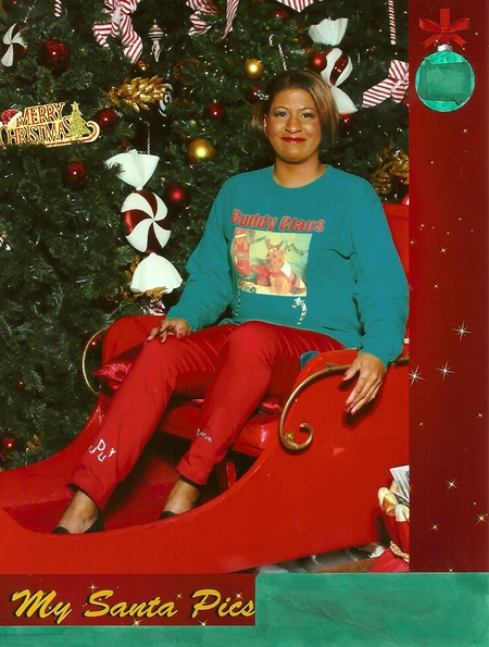 Buddy Claus T-Shirt Photo