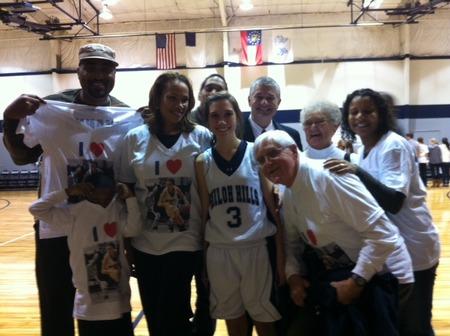 Brianna's Fan Club T-Shirt Photo