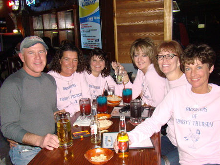 Daughters Of Thirsty Thursday Board Meeting T-Shirt Photo