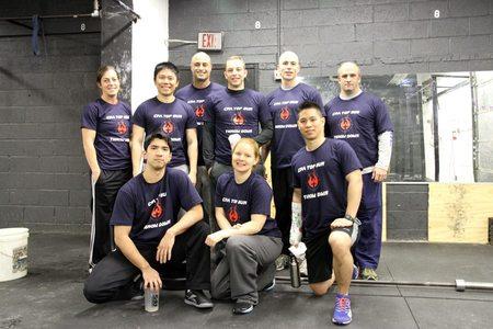 Cfa Judges Crew T-Shirt Photo
