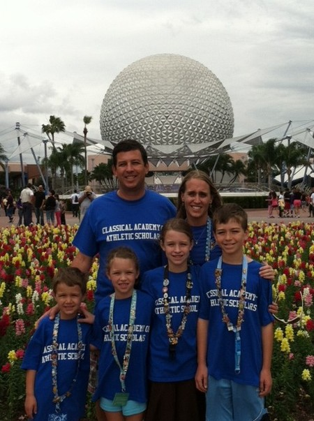 Epcot T-Shirt Photo