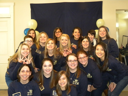 """Capture A Lifetime Of Sisterhood In Zeta Tau Alpha"" T-Shirt Photo"