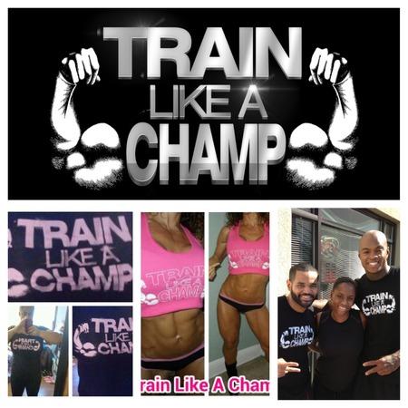 We Create Champions!!! T-Shirt Photo