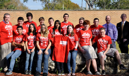Nfmhs Stem  T-Shirt Photo