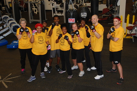 Cardio Combat Crew @ Waldorf Fitness Center T-Shirt Photo