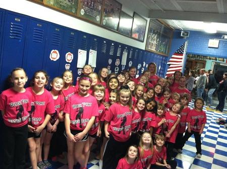 Elementary Dance Camp (: T-Shirt Photo