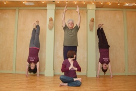 We Flip For Our New Yoga Tees!!! T-Shirt Photo