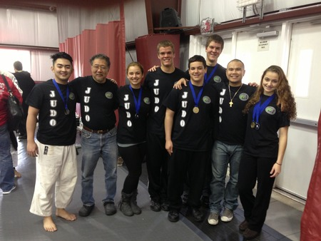 Gentleway Masters Judo Team T-Shirt Photo
