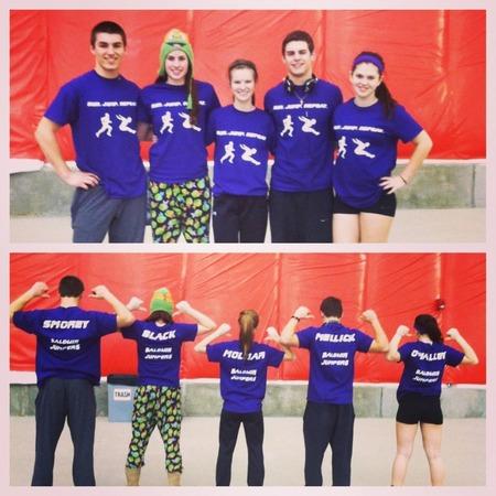 Run. Jump. Repeat. T-Shirt Photo