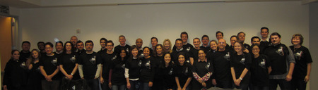 Blackstone Technology Group T-Shirt Photo