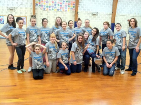 Some Of Our Performing Arts Group!! T-Shirt Photo