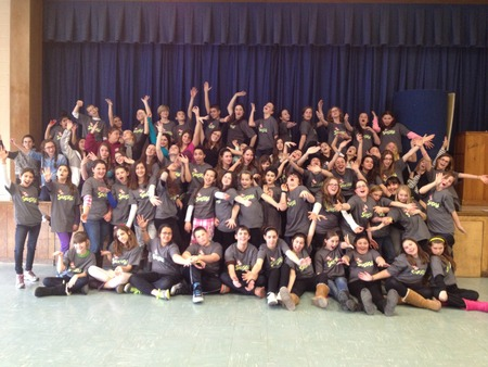 We Love Our Seussical Shirts! T-Shirt Photo