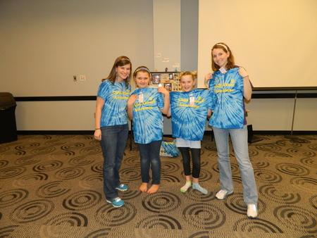 Child Abuse Awareness T-Shirt Photo